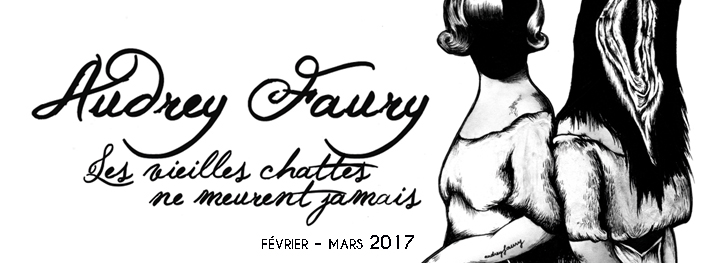 Expo Audrey Faury